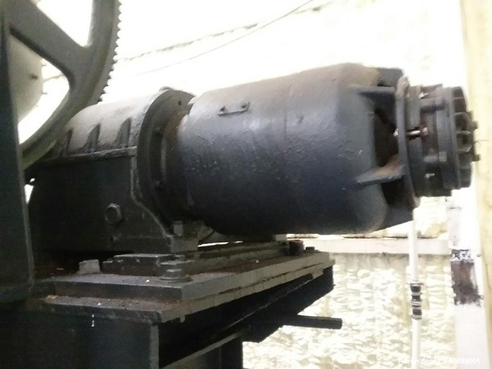 Used- Patterson Double Cone Conaform Dryer, Model 1890