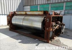 Used- Stokes Double Drum Dryer