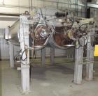 Used- Double Drum Dryer. (2) Approximate 42