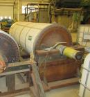 Used- Rechromed Single Drum Dryer Roll Only. Approximate 42