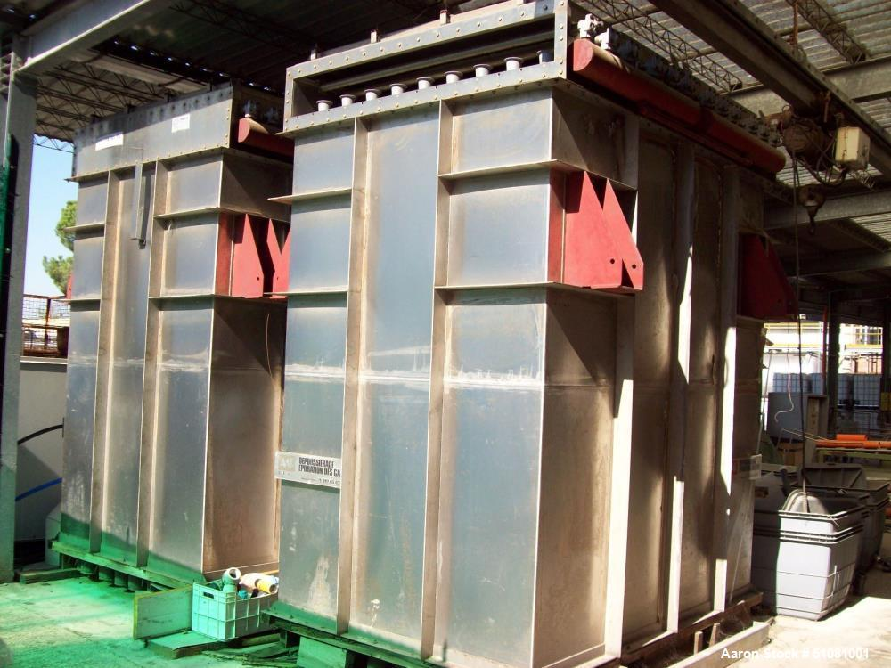 Unused- Comessa 4 Stage Continuous Fluid Bed Drying Plant/System