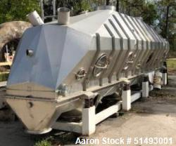 Used- Fluid Bed Dryer
