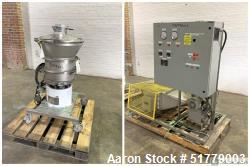 Kason Medium/High-Capacity Fluid Bed Processing System