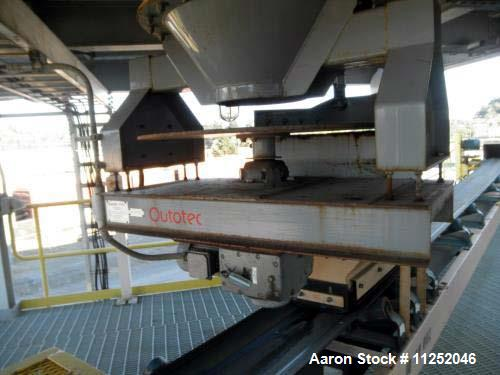 Used- Fluid Bed Dryer System.