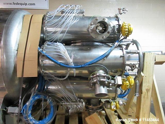 Used- Aeromatic Fluid Bed Dryer