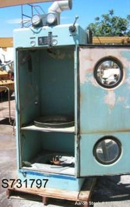 Used- Aeromatic Fluid Bed Dryer