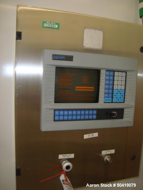 Used- Glatt GPCG 300 Glatt GPCG 300 Fluid Bed Dryer/Granulator/Coater System