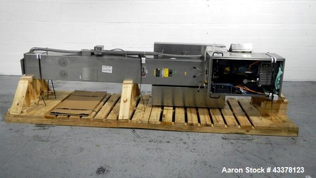 Used- Glatt LD 120 SF Bowl Inverter. Stainless steel construction designed to lift and invert 120 liter Glatt fluid bed drye...