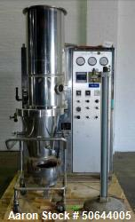 Used- Aeromatic (GEA) Fluid Bed Dryer, Model S1.5