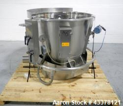 Used- Glatt GPCG 60 SRS Fluid Bed Dryer Wurster Insert