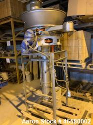 Used- Kason Fluid Bed Dryer