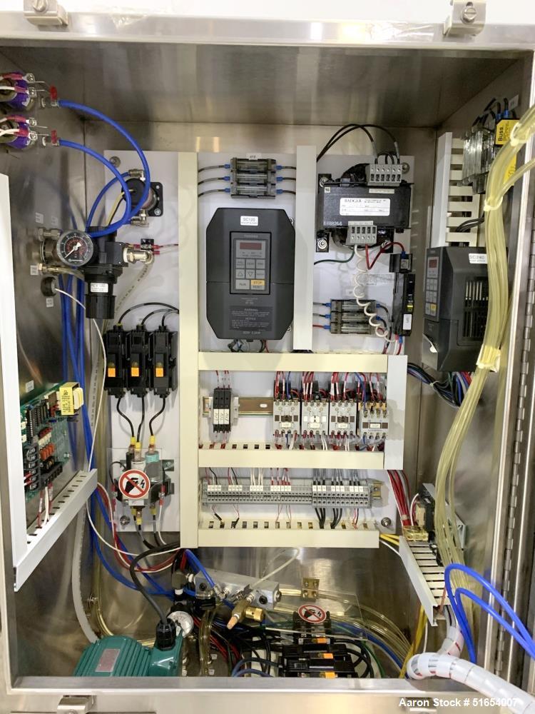 Vector Fruend FL-MULTI-1 Fluid Bed System