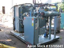Used- Freeze Dryer, 96 Square Feet Hull, Model 96-F-75.