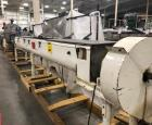 Used- Holoflight/Thermal Dryer with Heated Trough and Shaft