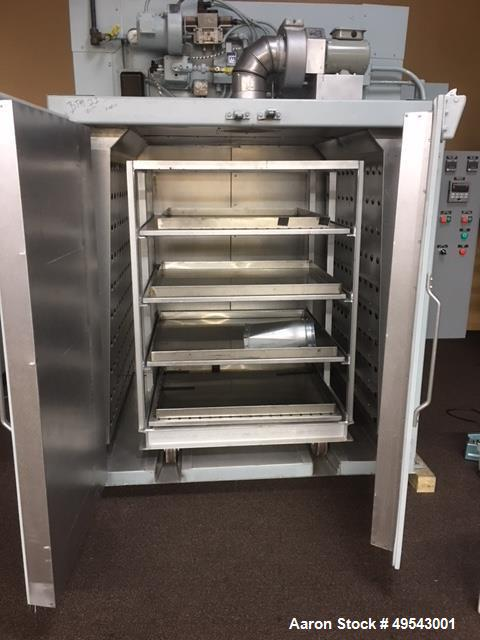 Used- Precision Quincy Oven