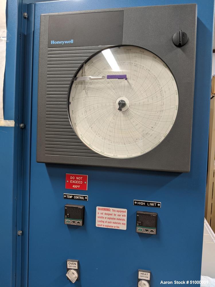 Used-Gruenberg Industrial Oven; Model C40H28.0M