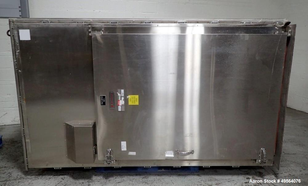 Used- Gruenberg/Thermal Product Solutions Truck-In Oven