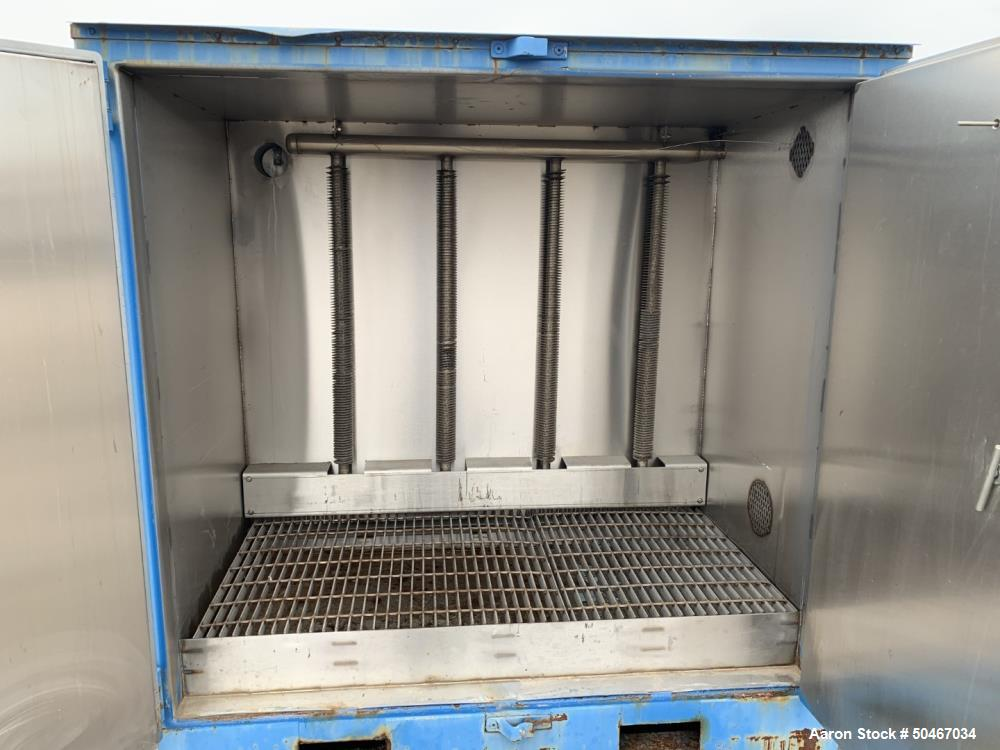 Used- Heat-Pro drum heater, Model HPSC2SS