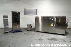 Used- Gruenberg Oven, Model T18HS74.35SS, Stainless Steel Construction.