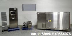 Used- Gruenberg Oven Co. Stainless Steel Tray Dryer, Model T18HX74.35AA.