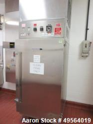 Used- Gruenberg Stainless Steel Drying Oven, Model CG15V240SS.