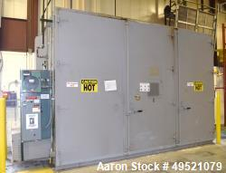 Used- Heat-Pro Steam Drum Heating Cabinet, Model HPSC-24, Carbon steel. (24) 55 Gallon drum capacity, saturated steam up to ...