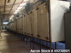 Used- Proctor & Schwartz Gas Fired Dryer.