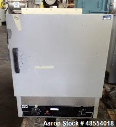 Used- Quincy Lab Convection Oven, Model 30GC, 2 Cubic Feet Capacity