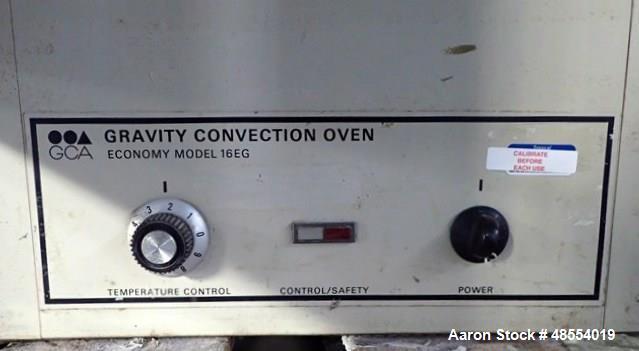 Used- Precision Scientific Convection Oven, Model 16EG