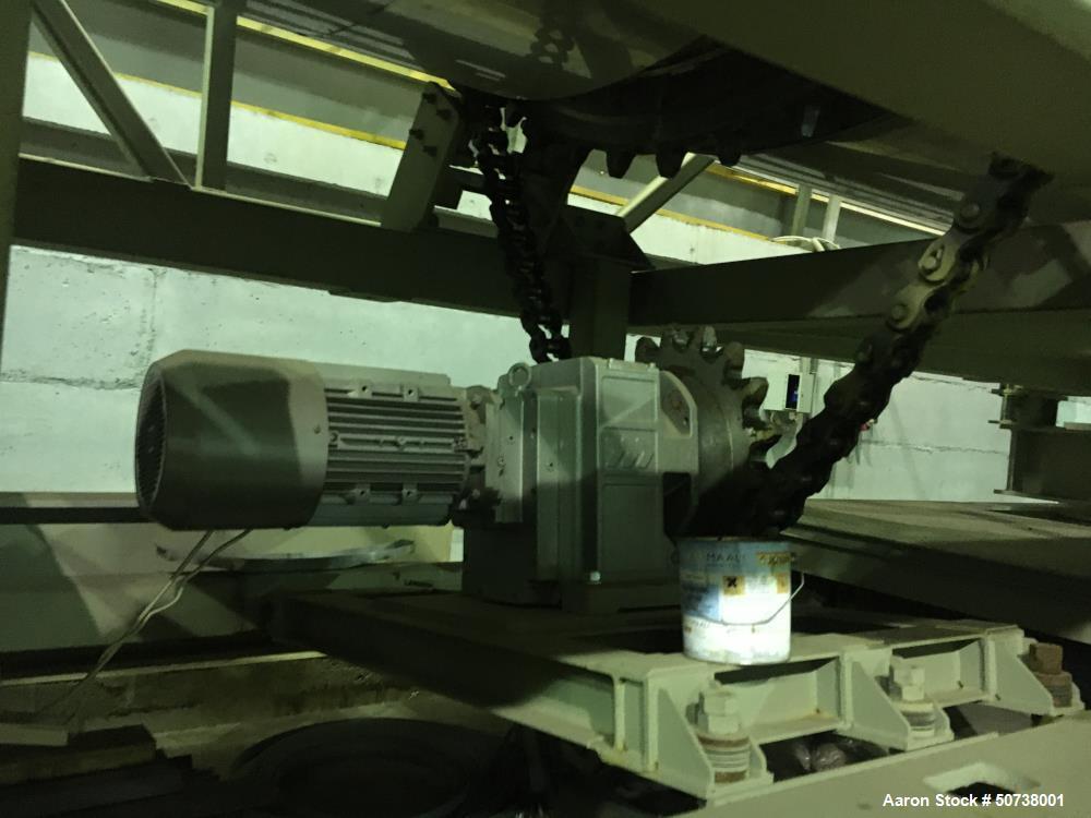 Used- Tehnologiskas Lekartas Apraksts Horizontal Rotary Hot Air Dryer