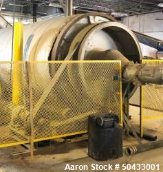 Used- Andritz Rotary Drum Dryer
