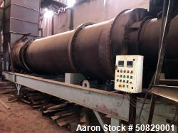 Used- Stansteel Rotary Hot Air Dryer
