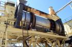 Used- Astec Rotary Tube Type Indirect Dryer, Model WPD-10829