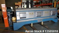 d- Anderson 72 Tube Rotary Steam Dryer. Mild steel welded construction base and frame. Type 304 Stai...