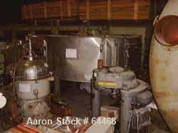 Used-Babcock tray dryer Type 3-2000