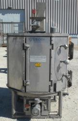 Used- Stainless Steel Wyssmont Turbo-Dryer, Model K10