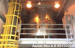 Used- Wyssmont Rotary Tray Dryer, Model NEHT-15/18 Vertical Turbo-Dryer.