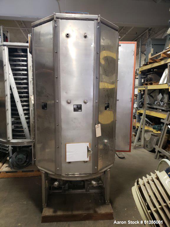 Used- Wyssmont Turbo Dryer, Model K-20