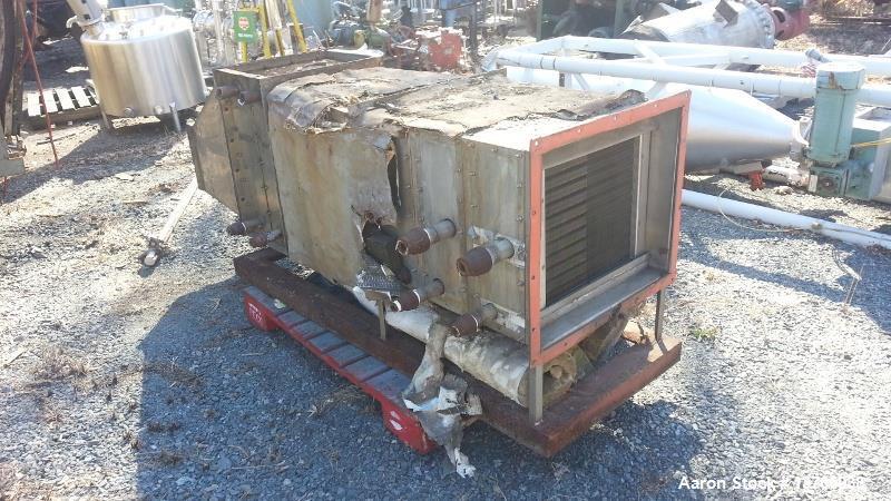 Used- Wyssmont Turbo Tray Dryer, Model N-28.