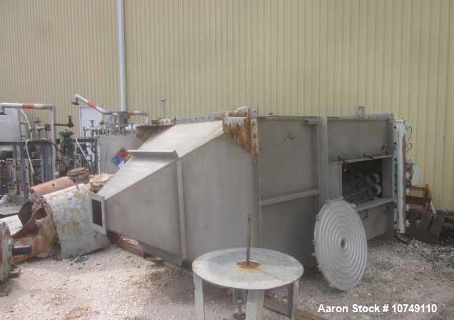 Used- Wyssmont Turbo Tray Dryer, Model O-16