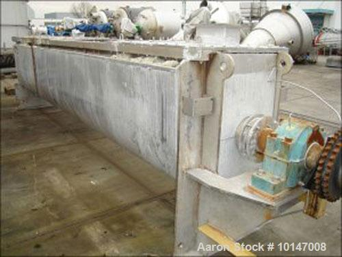 "Used-Bethlehem Paddle Dryer ""Porcupine Processor"", Type 1P-3018-JTC"
