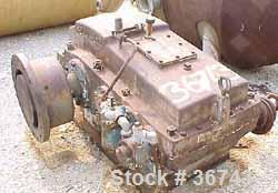 Used- Buss Rotary Vacuum Dryer, 58 Cubic Feet Working Capacity (1,653 Liters), 3