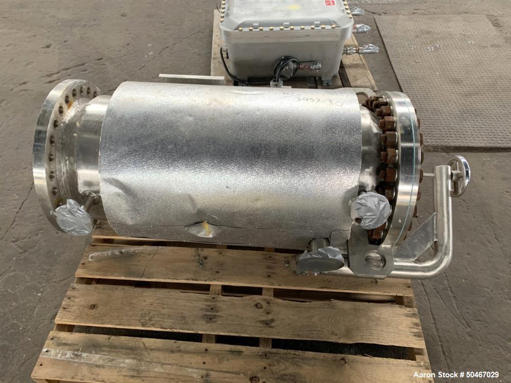 Used- Littleford Model DVT300D Rotary Vacuum Dryer