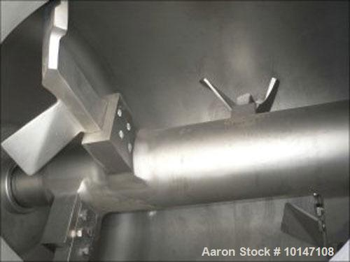 "Used- Stainless Steel Lodige Turbulent Dryer ""Druvatherm"", DVT-6300-4Z"