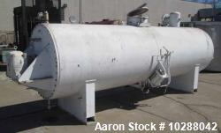Used- J.P. Devine Rotary Vacuum Dryer