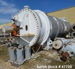 Used- Stainless Steel  Bepex Solidaire Continuous Dryer, Model CRJ8-84-30