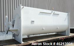 Used- Bethlehem Corporation Vacuum Dryer/Mixer, Approximately 500 Cubic Feet