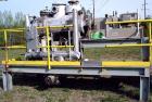 Used- Draiswerke Rotary Vacuum Reactor/Dryer, Type K-TR160FM1