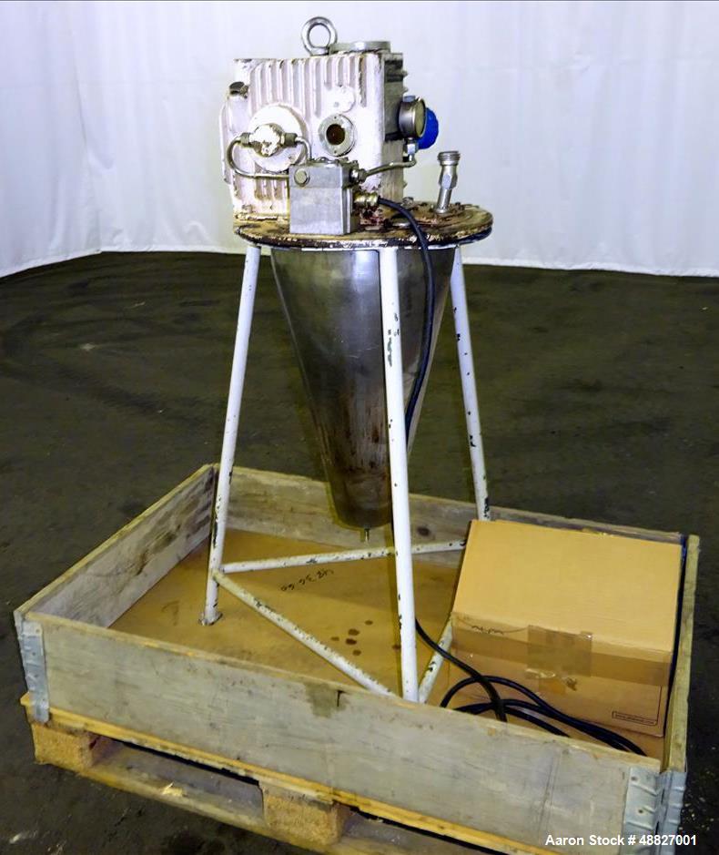 Used- Niro Atomizer, Model F10 I-D-S-N-N.
