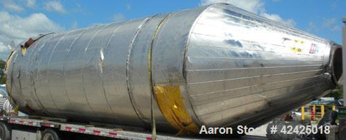 Used- Stainless Steel Custom Built by Mason Spray Dryer